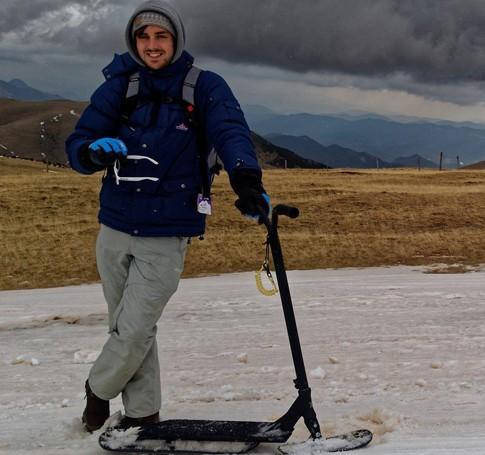 Snowscoot 2016