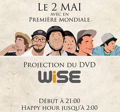 The Wise DVD – bonus
