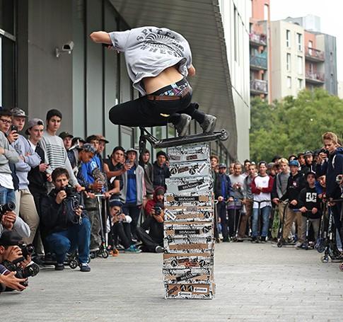 Lyon Street Jam 2015