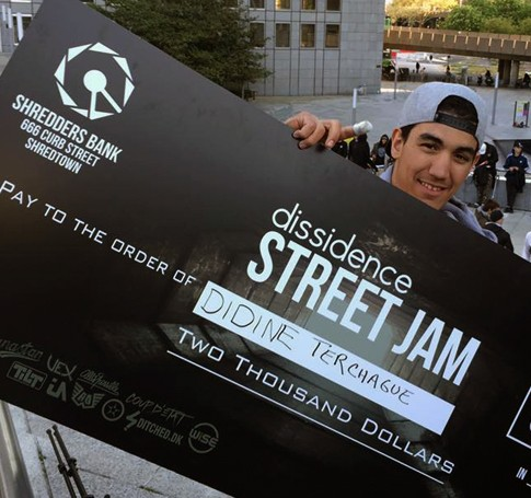 Dissidence Street Jam 2016