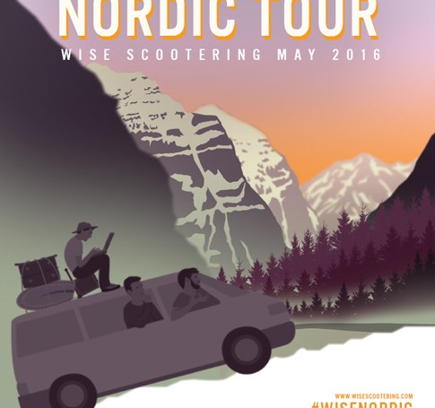 Wise Nordic Tour – Announcement