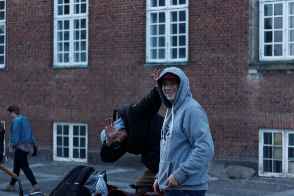 StreetPlazaHorsens6wisescootering_nordictour