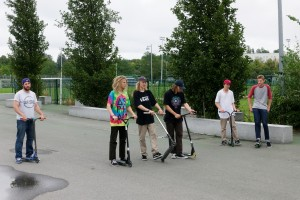 Crew from Oulu