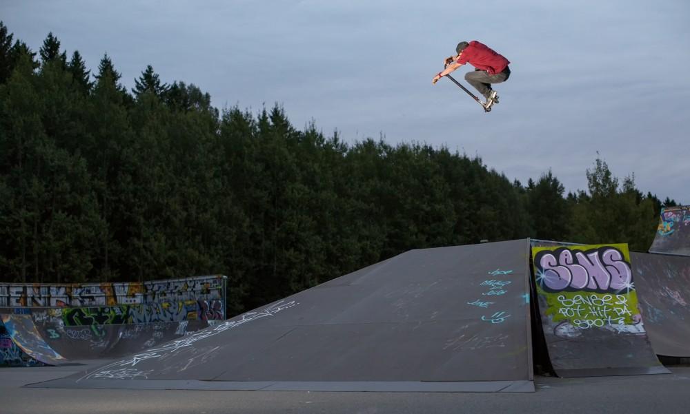 Nico - boost @Helsinki