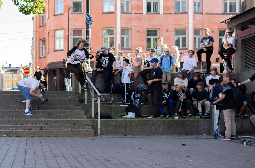 Timo - fs 50 @Helsinki street jam